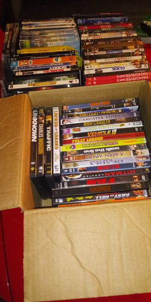 Over 100 dvds for Sale in Minneapolis, MN