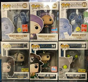 Tougher to find Harry Potter Funko Pops for Sale in Phoenix, AZ