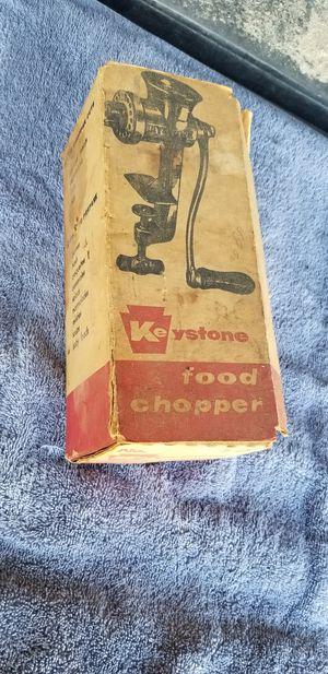 Keystone food chopper for Sale in Hutchinson, KS