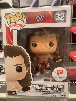 WWE SIGNED Shawn Michaels Funko Pop for Sale in Milpitas, CA