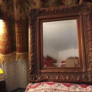 Antique bevelled mirror for Sale in Oakland Park, FL