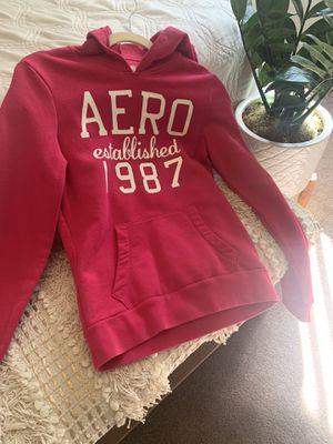 Pink Aeropostale hoodie size M for Sale in Lynwood, CA