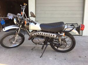 1975 Kawasaki Duel Sport Motorcycle for Sale in Long Beach, CA