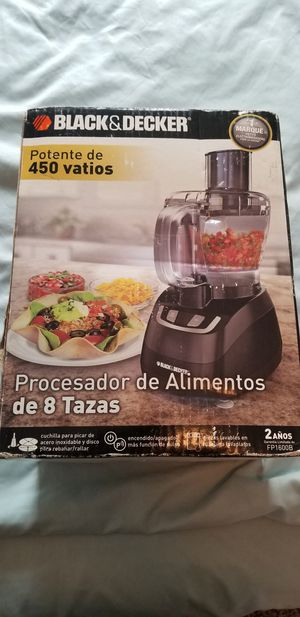 Food processor for Sale in Sioux Falls, SD