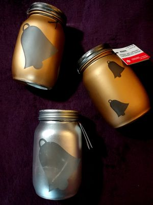 Light Up Mason Jar Luminary Lot for Sale in Sunnyvale, CA