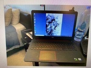 Dell Inspiron 15 i5577 gaming laptop intel core i5 GTX 1050 8GB 1TB for Sale in Chicago, IL