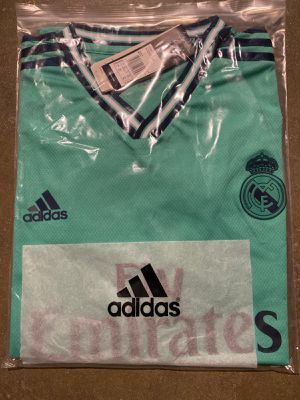 19/20 REAL MADRID THIRD JERSEY for Sale in Montebello, CA