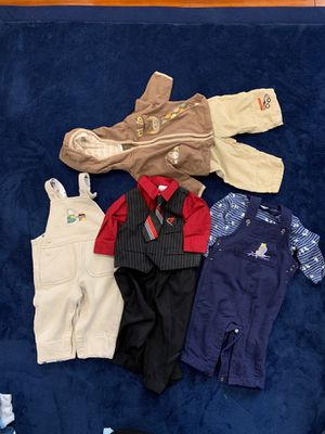 3 TO 6 MONTHS FOR BABY BOY CLOTHES for Sale in Springfield, VA