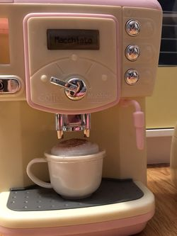 Play Kitchen Coffee Machine, Toaster And Teapot With Sound And Lights for Sale in Schaumburg,  IL