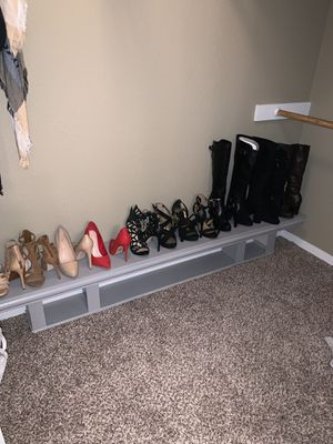 Shoe organizer for Sale in Tualatin, OR
