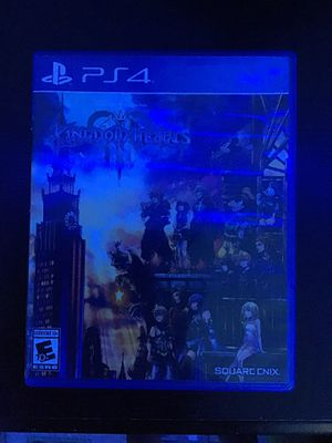 PS4 kingdom hearts 3 for Sale in Miami, FL