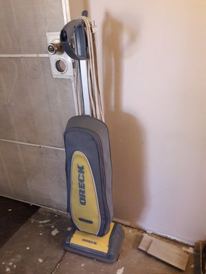 Oreck vacuum for Sale in Glendale, AZ