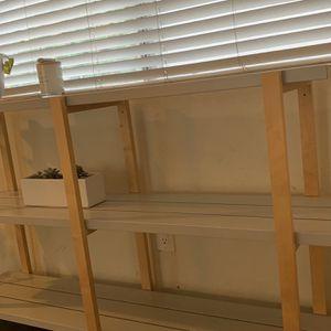 Ikea 3 Tier Metal Shelf for Sale in Los Angeles, CA