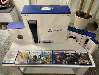 PS5 all edition available visit klinselectronics•com to purchase for Sale in Miami,  FL