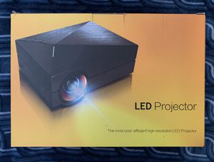 LED projector for Sale in Silver Spring, MD