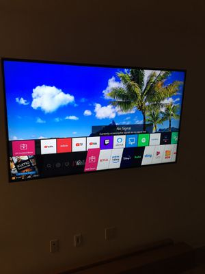 "60""inch L.E.D. Sam'sung TV for Sale in Ontario, CA"