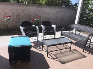 Outdoor patio furniture for Sale in Whittier, CA