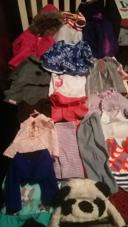 American girl 18Inch Doll Clothing Lot for Sale in Costa Mesa,  CA
