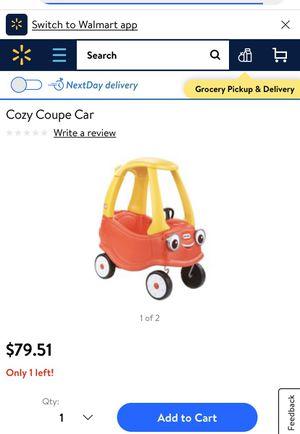 Cozy coupe car !!!! for Sale in Vernon, CA