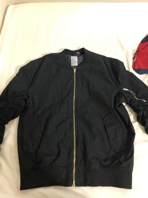 H&M Bomber Jacket XL for Sale in Silver Spring, MD