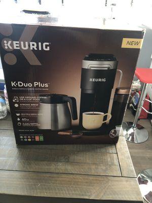 Eurig K Duo Plus Coffee Maker for Sale in Inglewood, CA