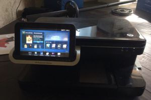 Hp PhotoSmart eStation All-in-1 Printer for Sale in Ontario, CA