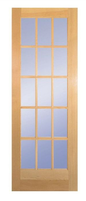"28"" x 80"" Pine French Doors Brand New for Sale in Fair Lawn, NJ"