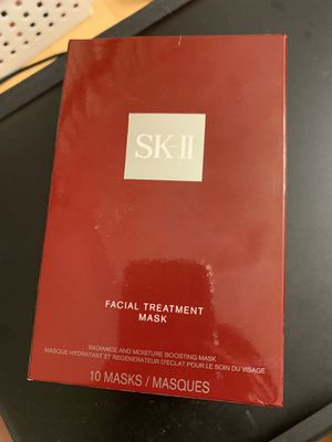 Sk ii face treatment masks 10 pcs for Sale in Rosemead, CA