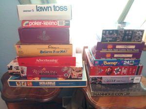 Board games and puzzles lot for Sale in Raytown, MO