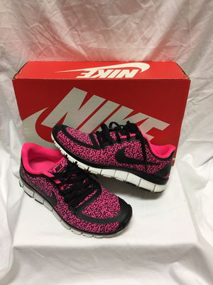 Nike Free 5.0V4 size 7.5 with the box for Sale in Los Angeles, CA