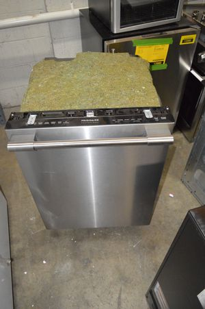 """Frigidaire Professional 24"""" Dishwasher- Stainless Steel for Sale in Palo Alto, CA"""
