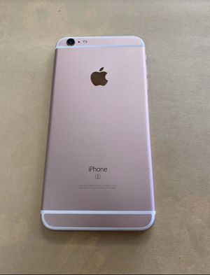 iPhone 6s Plus 16gb unlocked mint condition, rose Gold. for Sale in Darien, IL