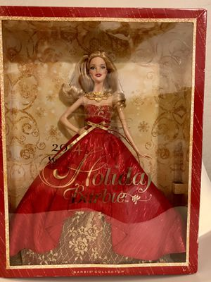 New in box collectors 2014 Holiday Barbie for Sale in Phoenix, AZ