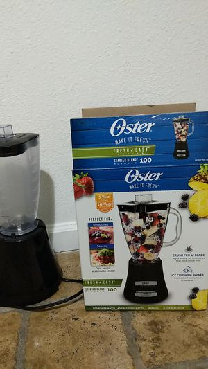 Oster blender CRUSH PRO for Sale in San Jose, CA