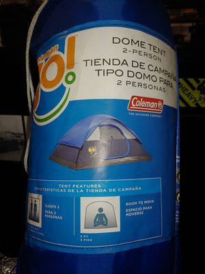 COLEMAN CAMPING TENT for Sale in Miami Gardens, FL