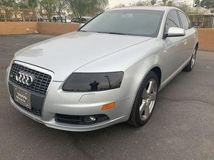 2008 Audi A6 S-Line CLEAN TITLE OBO for Sale in Phoenix, AZ