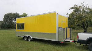 2018 24ft NEW CUSTOM BUILT FOOD TRAILER for Sale in Springfield, MO