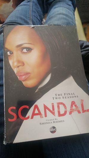 Scandal Final Two Seasons for Sale in Seattle, WA