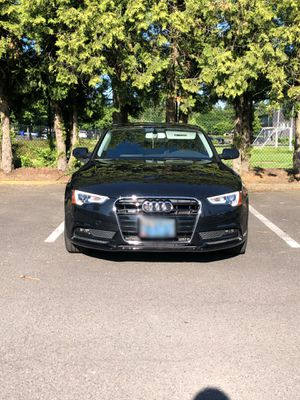 2013 Audi A5 Coupe for Sale in Portland, OR