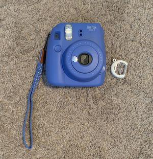 Fujifilm Instax Mini 9 Polaroid Camera for Sale in Bothell, WA
