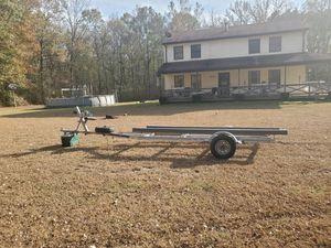 22 ft aluminum boat trailer for Sale in Marydel, MD