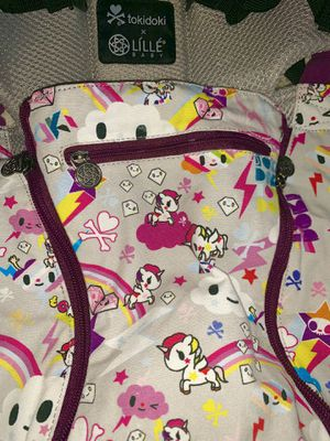 Rainbows & Unicorns Tokidoki Lille Baby Baby Carrier for Sale in Norco, CA