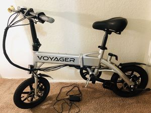 Voyager Electric Bike with disc brakes for Sale in Fircrest, WA