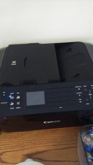 Cannon wireless all in one printer for Sale in Kingsport, TN