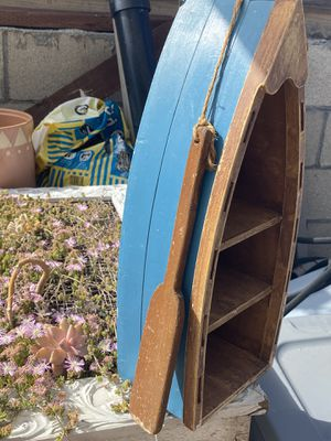 Small antique boat cabinet for Sale in Carlsbad, CA