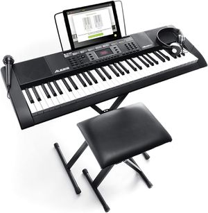 61 Key Portable Keyboard Musical Instrument for Kids and Adult for Sale in Los Angeles, CA