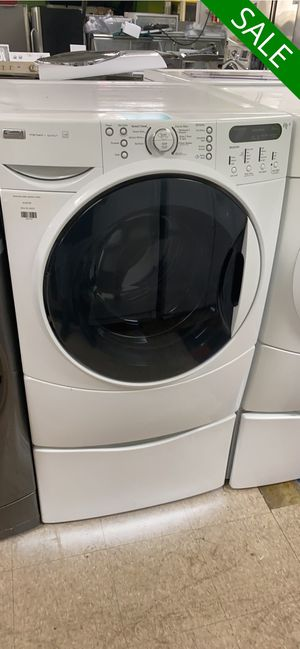 😍😍Washer Kenmore White Front Load #811😍😍 for Sale in Melbourne, FL
