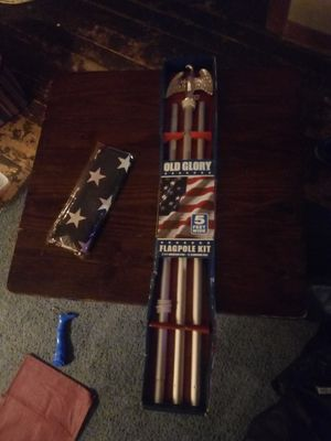 Flagpole kit for Sale in Erie, PA