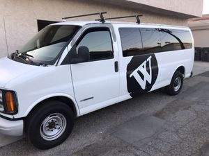 2000 Chevy Express 3500 for Sale in Huntington Beach, CA