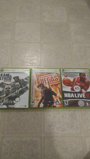 Xbox 360 games for Sale in Springfield, VA